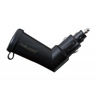 Adaptador e Tomada USB p/ todas as motos - MotoCom MT102